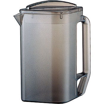 Square water pitcher