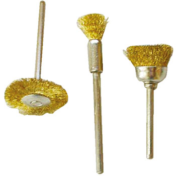 Brass Brush Set