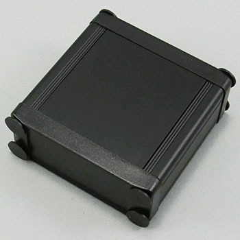 KC type small aluminum case