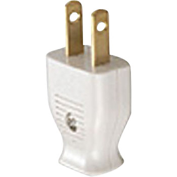 Flat Small plug (milky white)