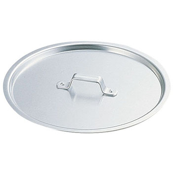 Pot for aluminum lid with a circle