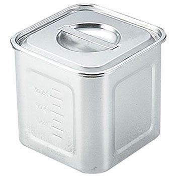 SA molybdenum deep type angle kitchen pot with scale