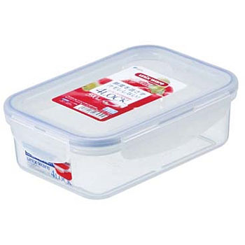 "Airtight Container, ""Unic Tight Lock"", Anti-Bacterial"