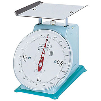 FUJI Flat plate weighing scale (with side folded plate)