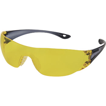 Single-lens type Safety Grass Yellow
