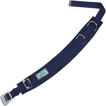 Body-auxiliary belt lightweight curved for Tsuyoraito D