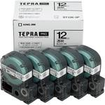 Tepra PRO Tape Transparent Label