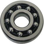 Self-aligning ball bearing 1300 series taper hole