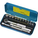 Socket wrench set (inch size)