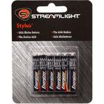 Electric Battery, Alkali Aa 6for Stylus