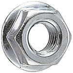 Collar Nut, Iron/Uni- Chrome
