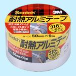 Scotch Heat Resistant Aluminum Tape Alt