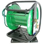 Air reel for high pressure Empty reel