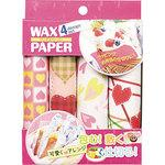 Wax paper Happy