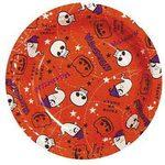 Halloween paper tray black (5 pieces)
