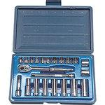 3/8DR MM socket wrench set