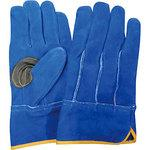 No.443 blue leather hand cotton