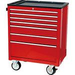 Rounded Edge Tool Cabinet (7 Stage Drawer Type)
