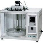 Kinematic viscosity measurement for constant temperature liquid tank
