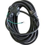 3-core extension cord 15A3-necked