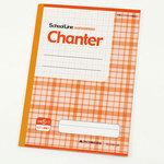 School line Chanter orange