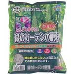 Fertilizer of steadily growing green curtain