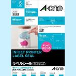 Transparent Film Label For Ink Jet Printers