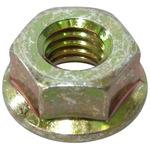 Flange Nut With Cerate, With Giza