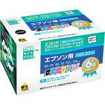 Recycling Ink, EPSON Corresponded, IC32 Type 6 Color Pack
