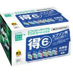 Recycling Ink, EPSON Corresponded, IC35 Type 6 Color Pack
