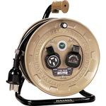 Cord Reel, JT-3 200V Grounding 10m