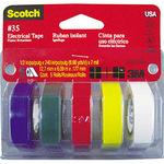 3M Vinyl Tape No.35 Multi Color Pack ThreeM 3M