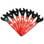 Spanners, 7 Piece Set