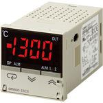 THERMAC S Electronic Temperature Controller, Plug In Type E5CS