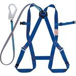 Full Harness Safety Belt, Lanyards