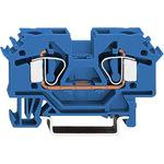 Spring type rail mount terminal block 282 series