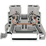 Spring-rail-mounted terminal blocks 870 series