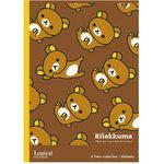 Rilakkuma Logical Note B 5
