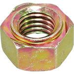 Hexagon weld nut 1A type with pilot (iron / chromate) (small box)