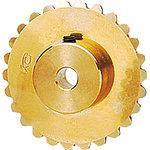 Sprocket pitch 4.8 brass ladder chain
