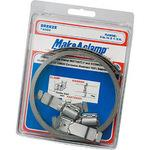 Universal Stainless Steel Hose Band Mini Kit