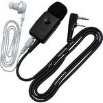 Microphone With Earphone
