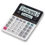 12-digit calculator(twin LCD)