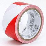 50mmx16.2m danger warning tape(red/white)