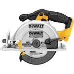 18V rechargeable round saw body only