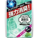Skim mint for automobile's deodorizing power seat only cigarette