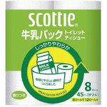 Scotty milk pack Toilet tissue