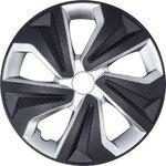 Wheel cover (Black x Silver)