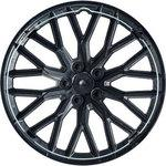Wheel cover (black)
