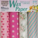 Select wax paper